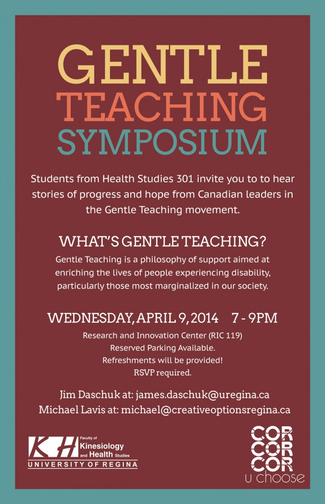 Gentle-Teaching-Symposium