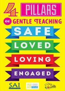 The 4-pillars of Gentle Teaching