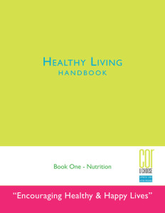 COR's Healthy Living Handbook 1