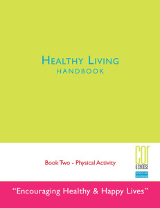 COR's Healthy Living Handbook 2