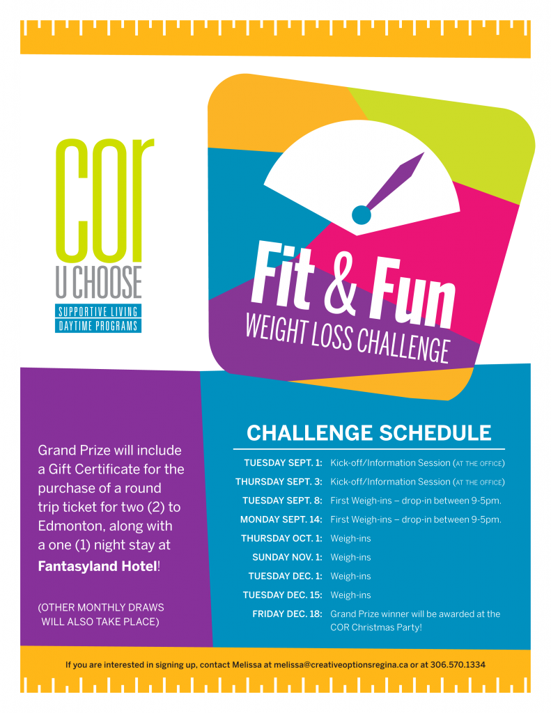 COR Fit & Fun Challenge