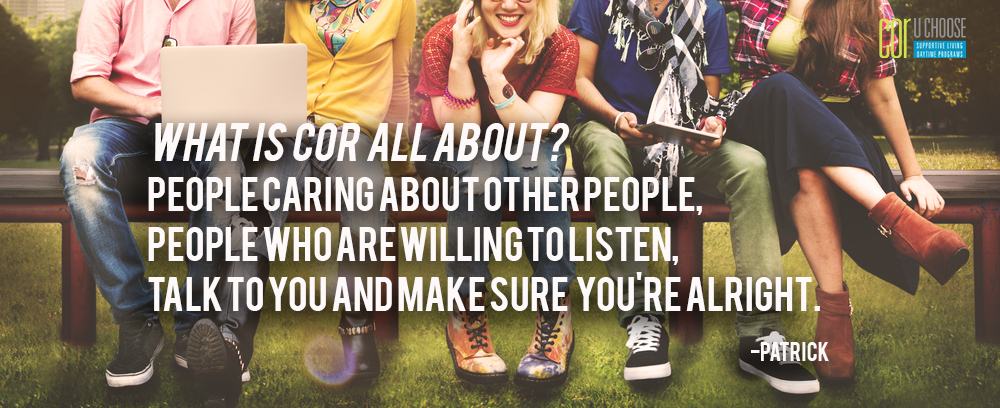 What is cor to you?