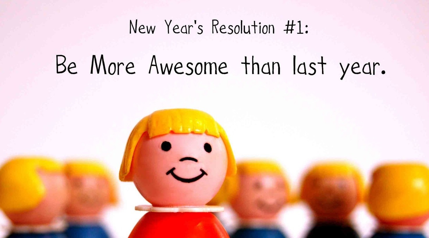 new year s resolutions Colin lowther and liz waid look at new year's resolutions – promises and plans to change behavior are you making resolutions this year.