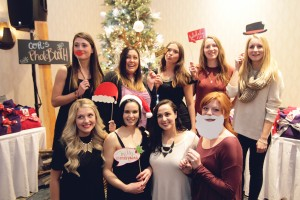 COR Christmas Dinner 2015