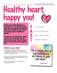 Heathy Heart