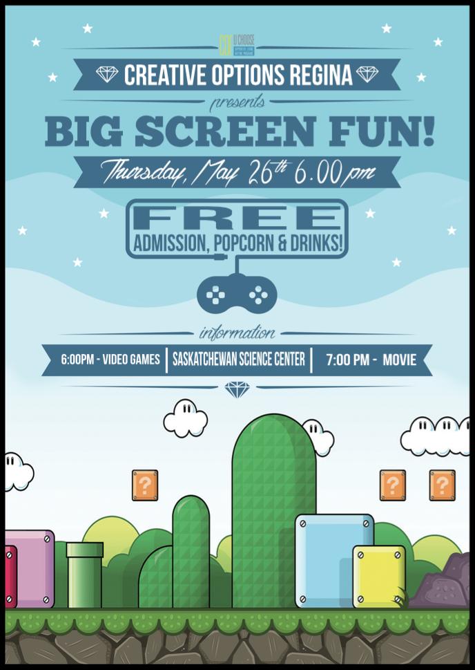 COR Big Screen Fun