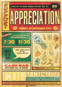 Support Appreciation Night