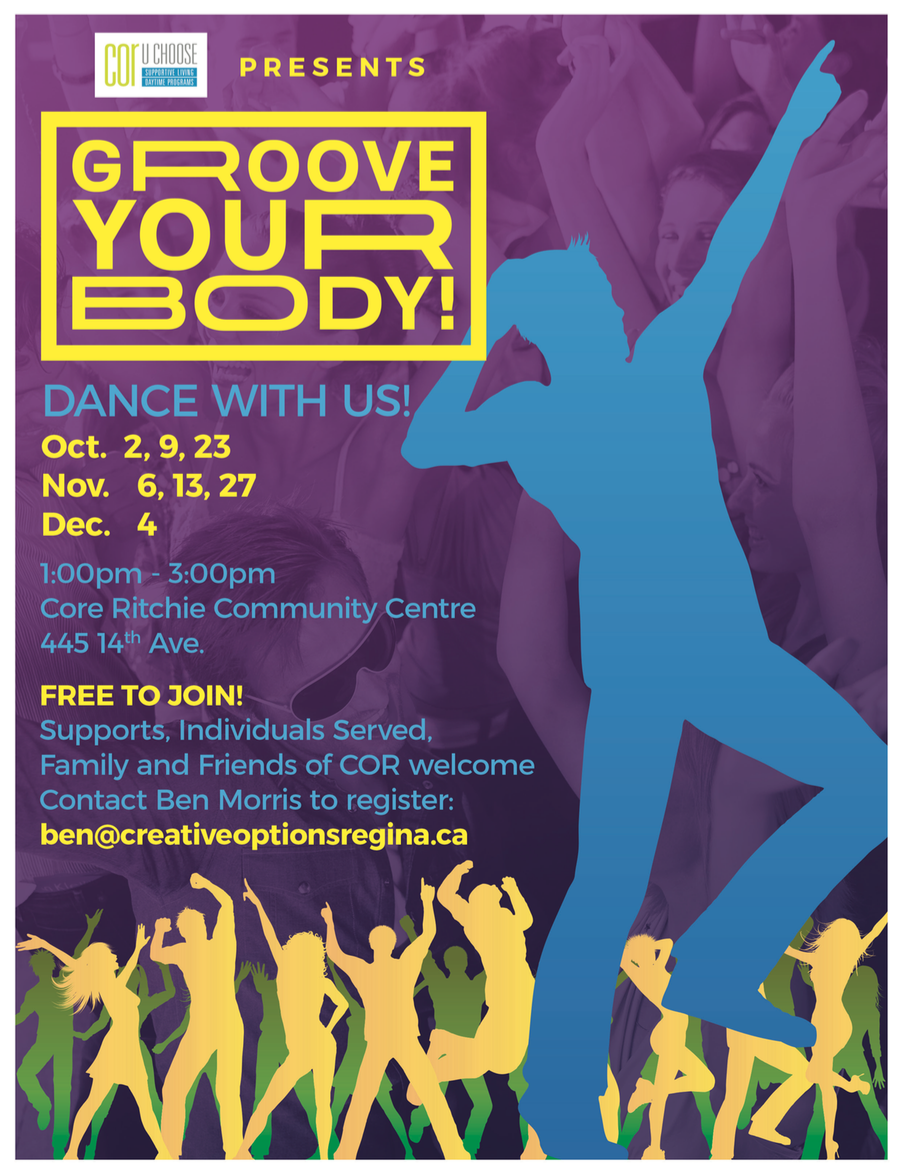 Groove Your Body