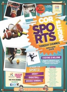 COR Sports Night