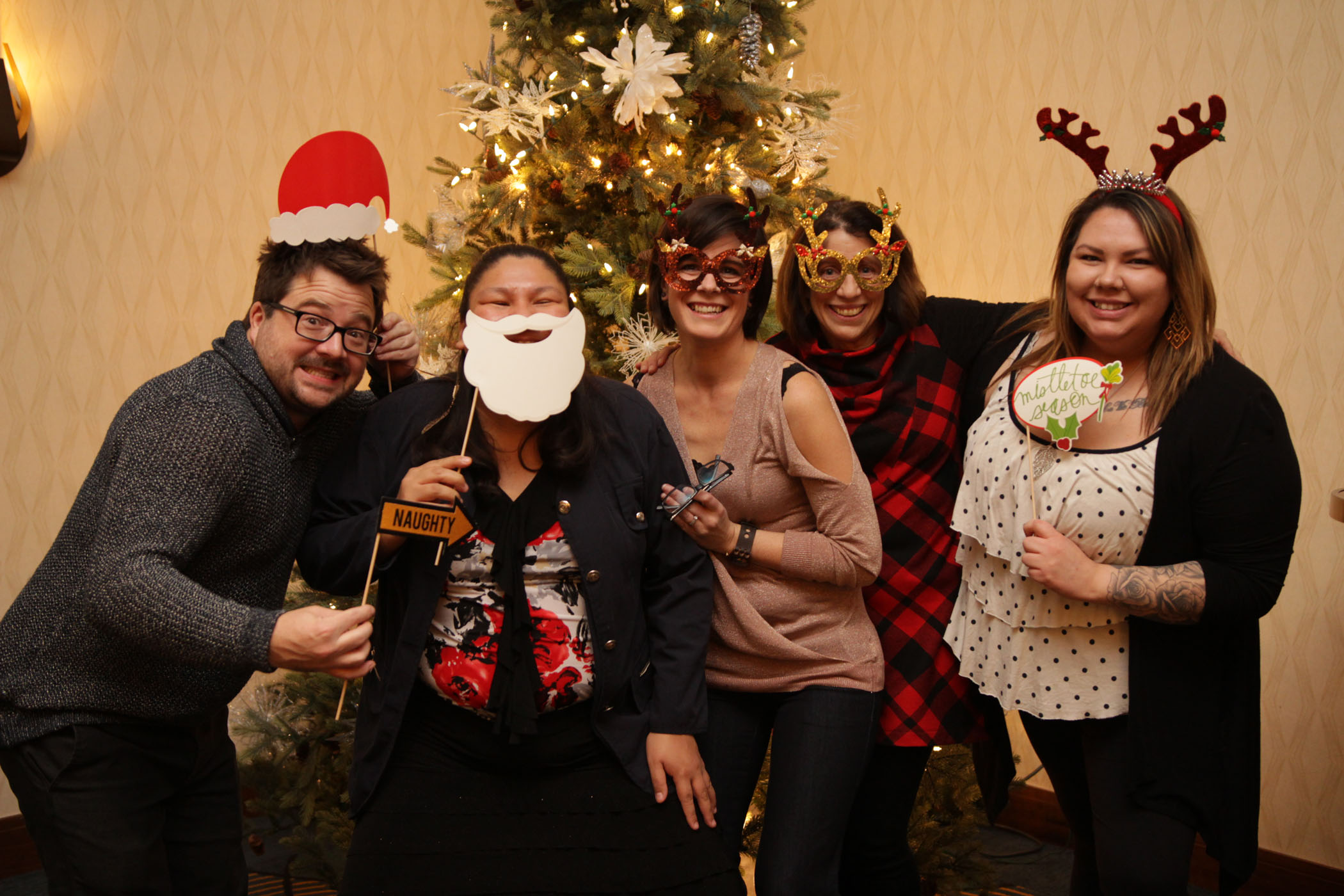 COR Christmas Photobooth 32