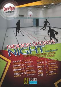 Sports Night 2017