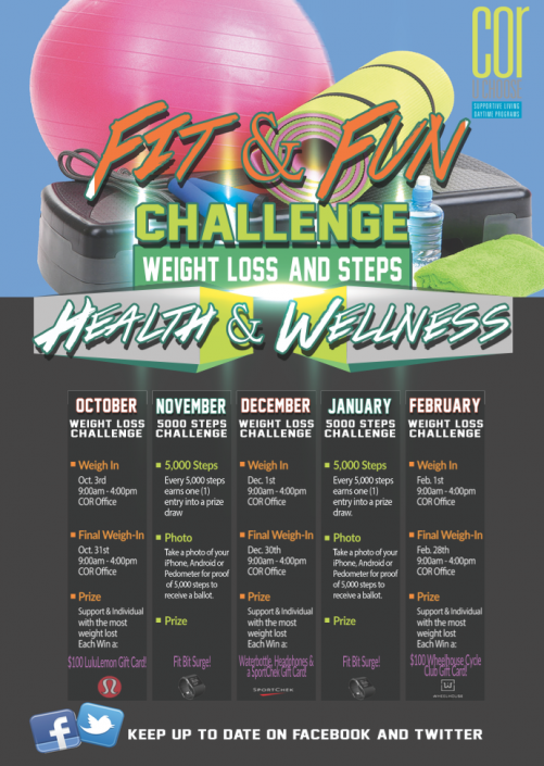 Fit and Fun Challenge