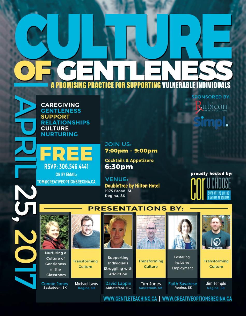 Culture of Gentleness