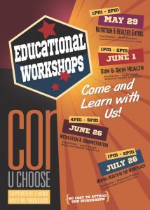 COR Educational Workshops