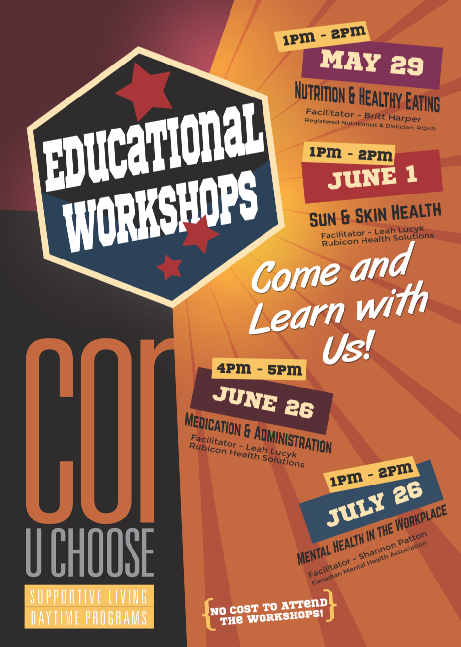COR Educational Workshops