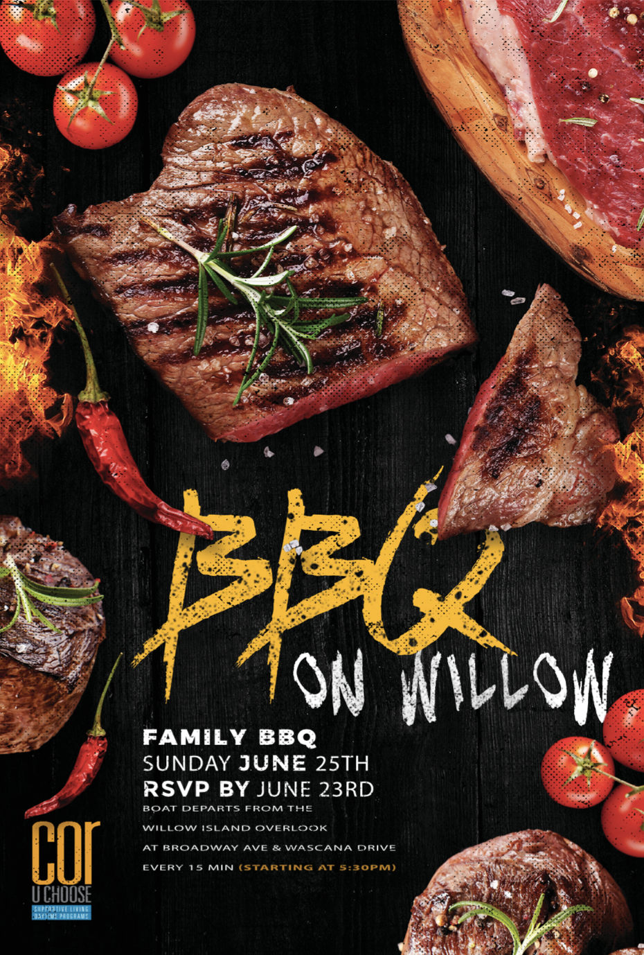 Family BBQ 2017