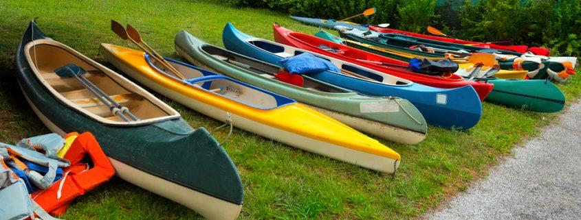 Canoe and Kayak
