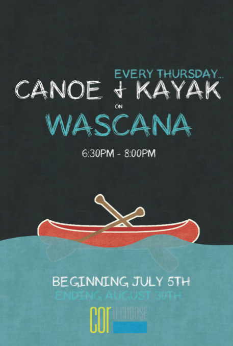 Canoe and Kayak Wascana