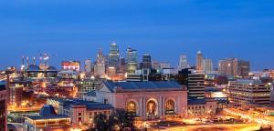 Kansas City Sky Line