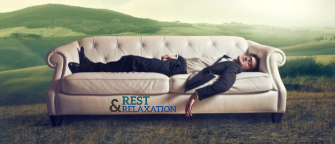 health and wellness theme for november rest relaxation creative
