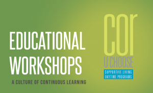 Educational Workshops Header