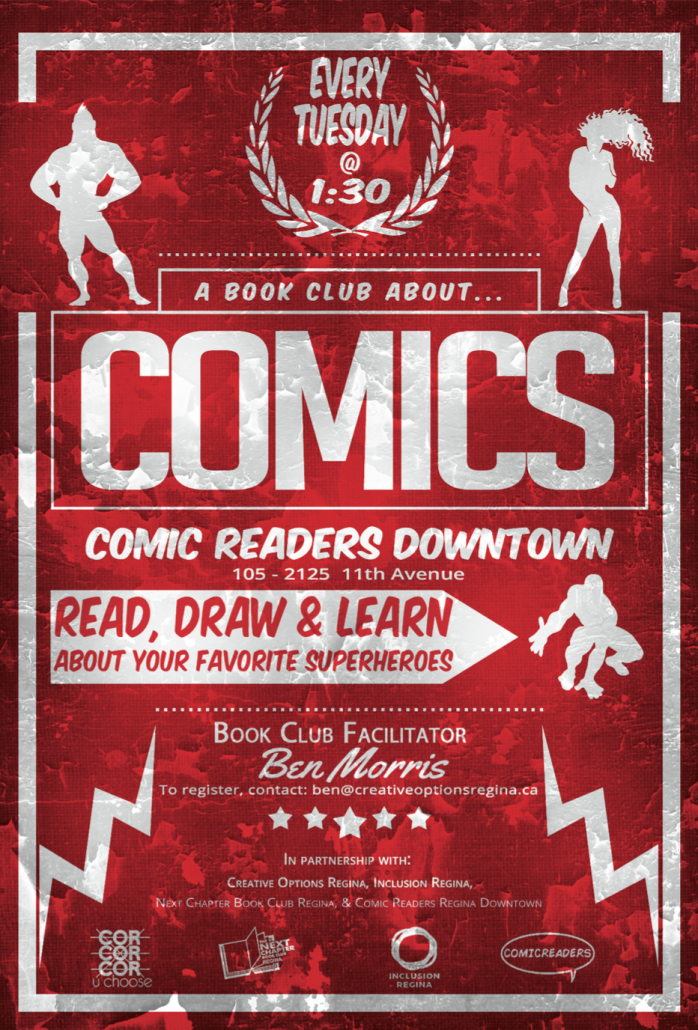 Comic Book Club 2017