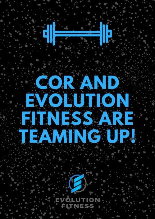 COR + Evolution Fitness