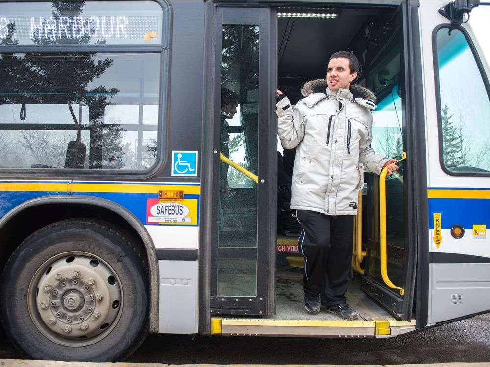 Regina LeaderPost Champions of transit Reginans with