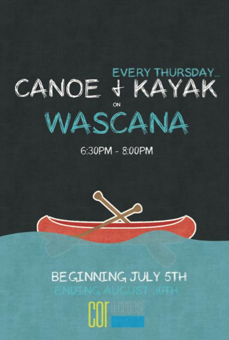 Canoe and Kayak Wascana